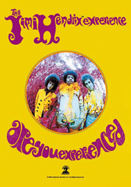 Poster - Hendrix, Jimi Are you Experienced