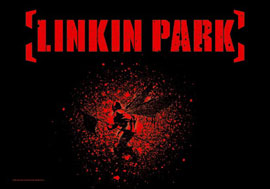Poster - Linkin Park Soldier Wings