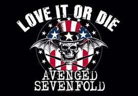 Avenged Sevenfold Love it or Die