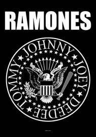 Poster - Ramones, The Eagle Logo