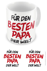 Poster - Bester Papa