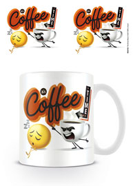 Poster - Emoji Movie,The It's Coffee Time