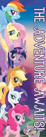 My Little Pony Movie - The Adventure Awaits
