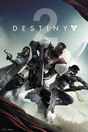 Poster - Destiny 2 Key Art
