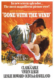 Poster - Gone with the Wind