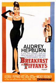 Poster - Breakfast at Tiffany´s