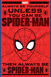 Poster - Spider-Man Always Be Yourself