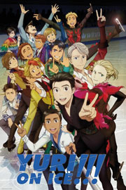 Poster - Yuri On Ice Characters