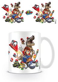 Poster - Nintendo Super Mario Odyssey - Characters