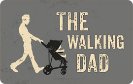 Poster - Papa Walking Dad, The