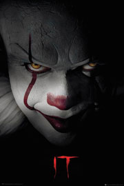 Poster - Stephen King's - ES Movie, The - Pennywise