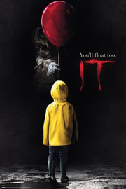 Poster - Stephen King's - ES Movie, The - Georgie