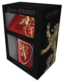 Poster - Geschenk-Set Game of Thrones - Lannister