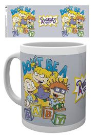 Poster - Nickelodeon Rugrats - Don't Be A Baby
