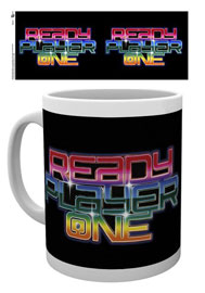 Ready Player One Neon Logo