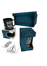 Poster - Geschenk-Set Harry Potter - Deathly Hallowes