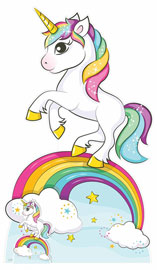 Poster - Rainbow Unicorn
