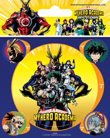 Poster - My Hero Academia Group - Characters