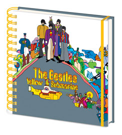 Poster - Beatles, The Yellow Submarine