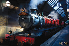 Harry Potter Hogwarts - Express