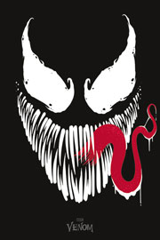 Marvel Venom - Face