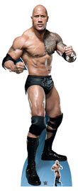 Poster - WWE - Wrestling Rock, The - Dwayne Johnson