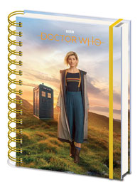 Doctor Who 13th Doctor