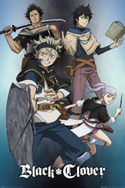 Poster - Black Clover Magic