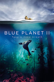 Poster - Landschaften Blue Planet 2 - Deep Breath