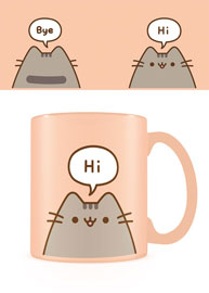 Poster - Pusheen Hello - Goodbye