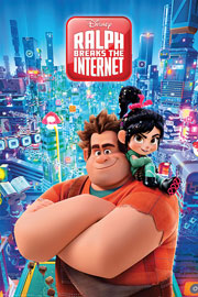 Poster - Wreck It Ralph Breaks the Internet