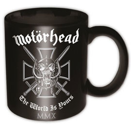 Motörhead Iron Cross