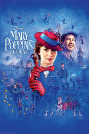 Poster - Mary Poppins Returns - Spit Spot