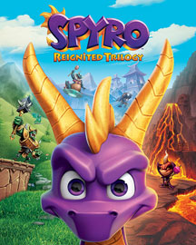 ca Spyro Schlüsselanhänger Keyring Dragon Stance 4,5x6 cm