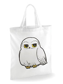 Shopper Tasche Harry Potter - Hedwig