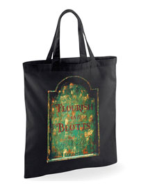 Shopper Tasche Harry Potter - Fourish and Botts