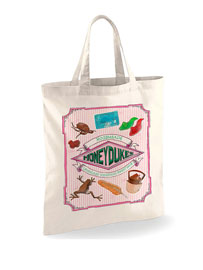 Poster - Shopper Tasche Harry Potter - Honeydukes