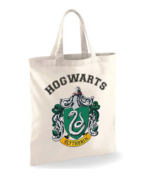 Poster - Shopper Tasche Harry Potter - Slytherin