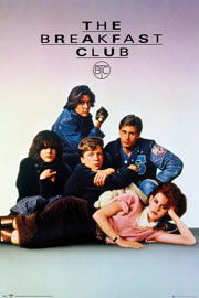 Poster - Breakfast Club, The