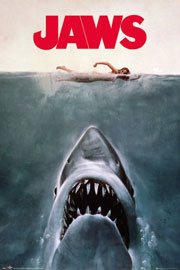 Poster - Jaws Key Art