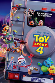 Poster - Toy Story 4 - Adventure Of A Lifetime