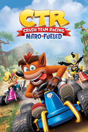Poster - Crash Team Racing - Race