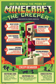 Minecraft Creepy Behaviour