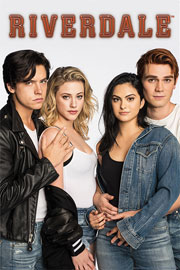 Poster - Riverdale Bughead and Varchie