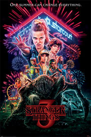 Poster - Stranger Things Summer of 85