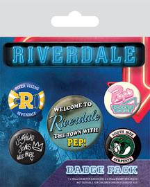 Poster - Riverdale Icons