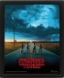 Poster - Stranger Things Mind Flayer