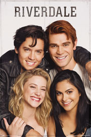 Poster - Riverdale Gruppe