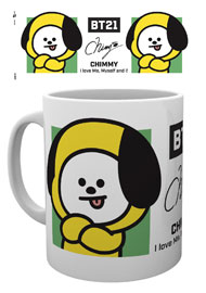 Poster - BT21 Chimmy
