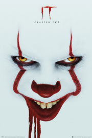 Poster - Stephen King's - ES 2 - Face